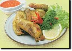 Resep Ayam Panggang Riau