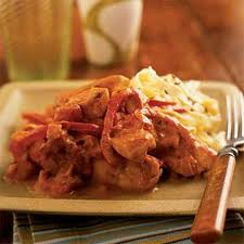 Recipe Chicken Paprikash