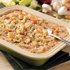 Recipe Seafood Casserole
