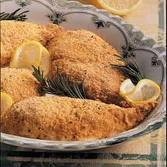 Recipe Baked Lemon Chickens