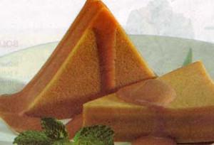 Puding-kentang-karamel