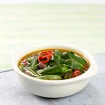 sayur asam tomat kangkung
