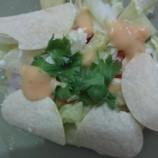 Salad Keripik Jagung Manis