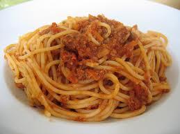 Resep Spaghetti Saus Blansir