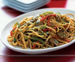 resep Stir Fried Noodles
