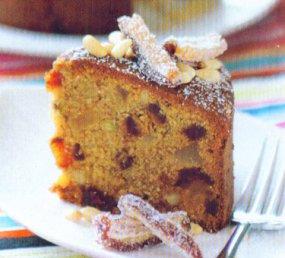 resep cake- potong kurma lemon