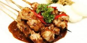 Resep Sate-Ayam- Bbq