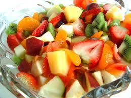 resep Salad Buah Organik