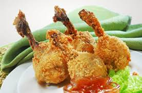 Resep Ayam Pentul