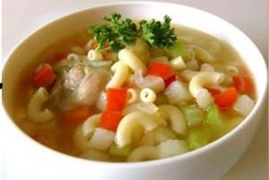resep sup sayur makaroni
