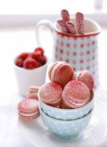 RaspberryMacarons