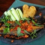 Sambal Cobek Ikan Mas (Jawa Barat)