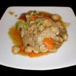 Nasi Cah Jamur
