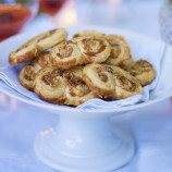 Cheese and Anchovy Biscuits