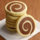 Choco Vanilla Cookies