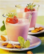breakfast low fat milkshake